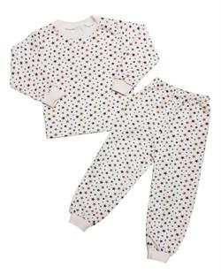 Пижама (футер), ПФ 008 - фото 7324