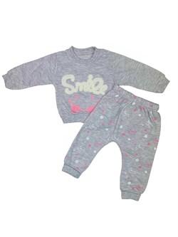 Комплект Smile для девочки, Т 0373 - фото 8669