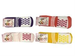 Носки для новорожденных с тормозами, Т 005 - фото 8721