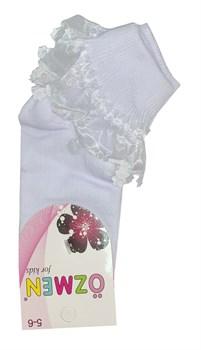 Носки белые, Т 1903 - фото 8727