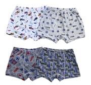 Трусы-шорты для мальчиков (кулирка), ТК 004