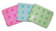 Одеяло в клетку 100х140 см, ОБ 002