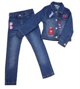 Комплект джинсовый, КДД 001
