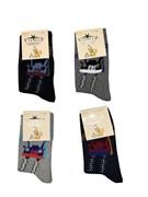 Носки утепленные для мальчика, махровые, Т 5231