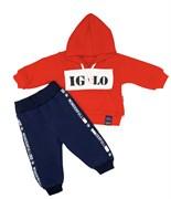 Костюм для мальчика утепленный, Т 1004