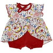 Боди-платье, БК 012