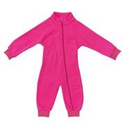 Комбинезон воротник-стойка (розовый) КПФ 001